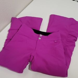 Girls snow pants/ powder pants